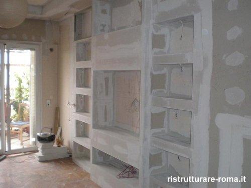 Controsoffitti in cartongesso roma lavori in cartongesso - Casa in cartongesso ...