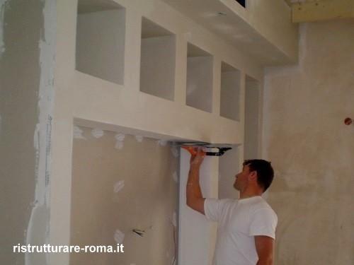 Controsoffitti in Cartongesso Roma - Lavori in Cartongesso Roma